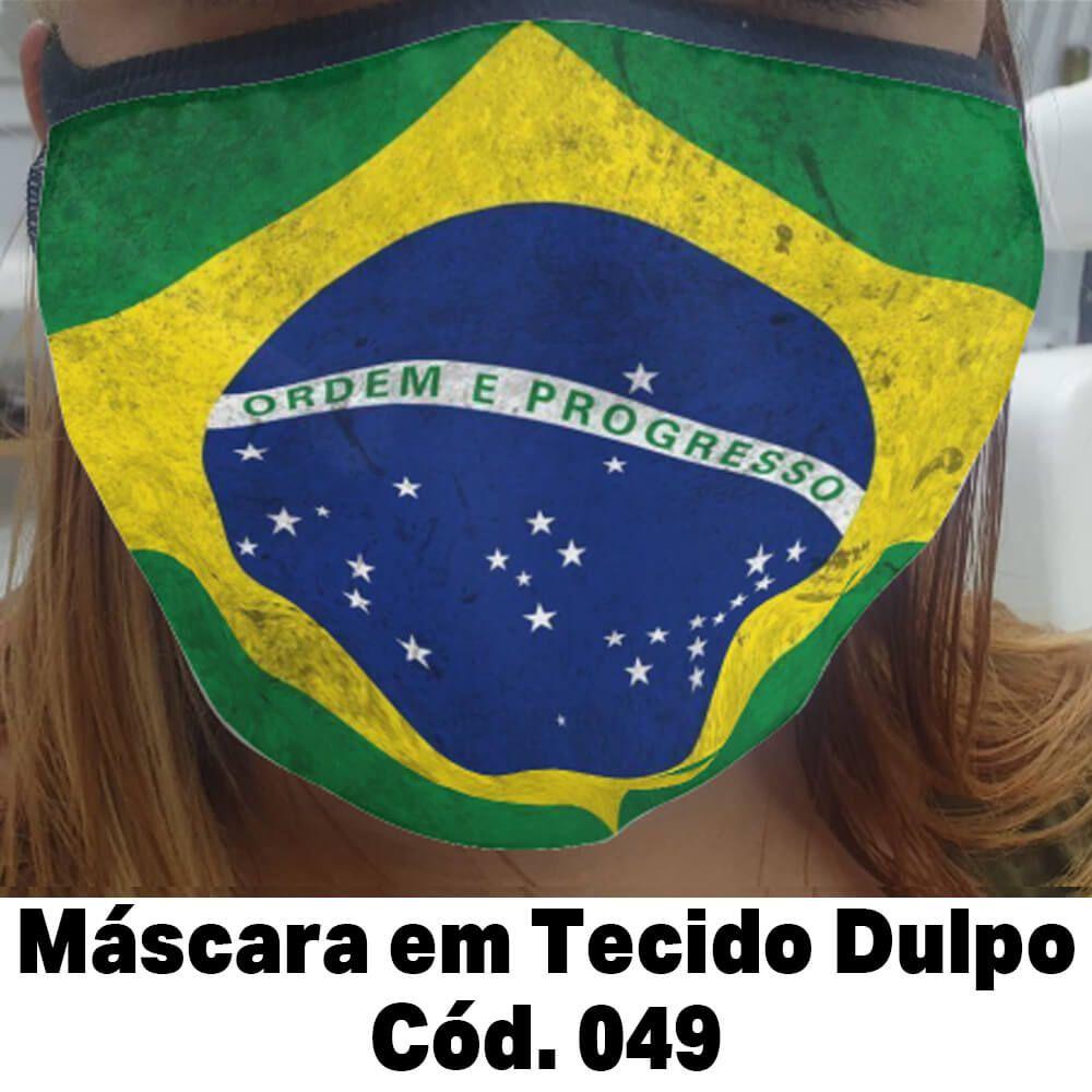 Máscara em Tecido  Cod. 049