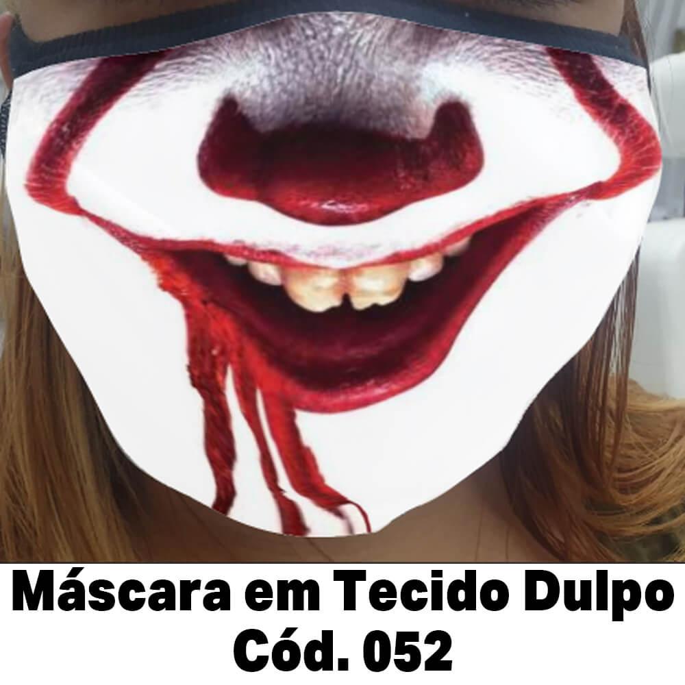 Máscara em Tecido  Cod. 052