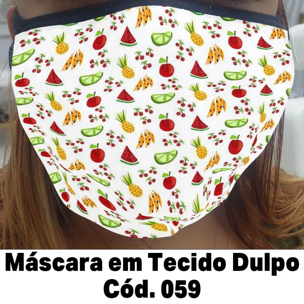 Máscara em Tecido  Cod. 059