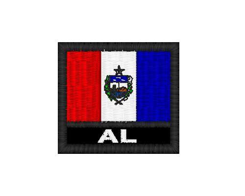 Patch Bandeira - Alagoas  ( AL)