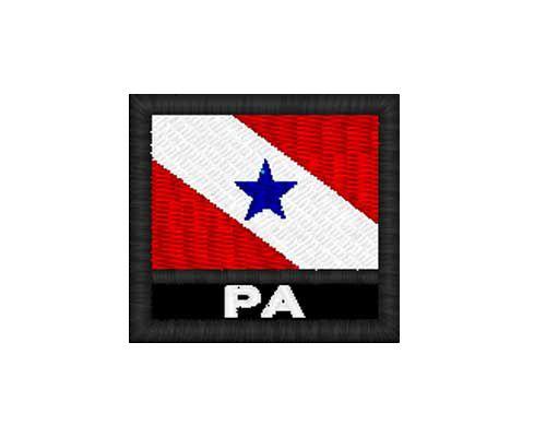 Patch Bandeira - Pará (PA)