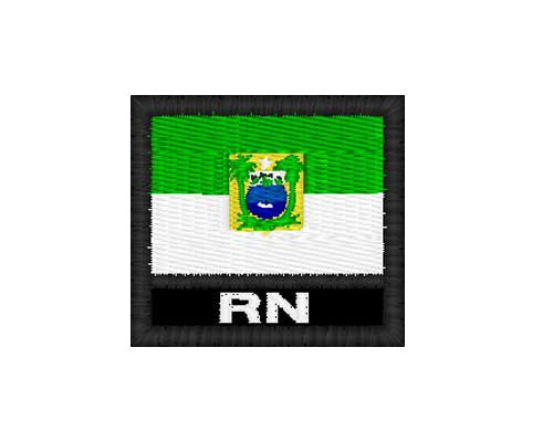 Patch Bandeira - Rio Grande Do Norte (RN)