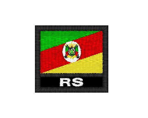 Patch Bandeira - Rio Grande Do Sul (RS)