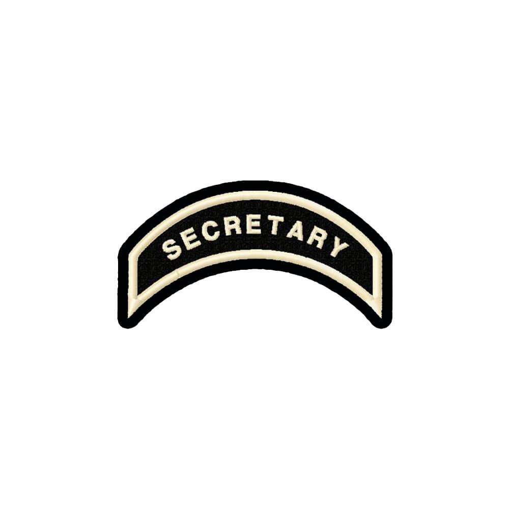 Tarjeta Secretary