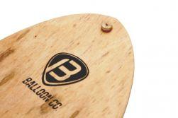 Prancha de Equilibrio -  Green Wood Classic | Balloon Co.