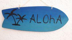 Placa Aloha