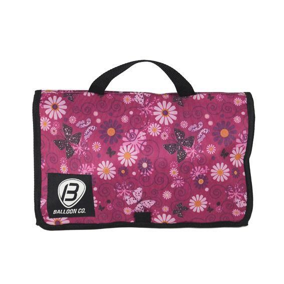Estojo de Quilhas - Floral Pink