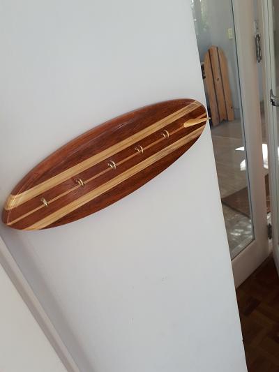 Porta Chaves Longboard