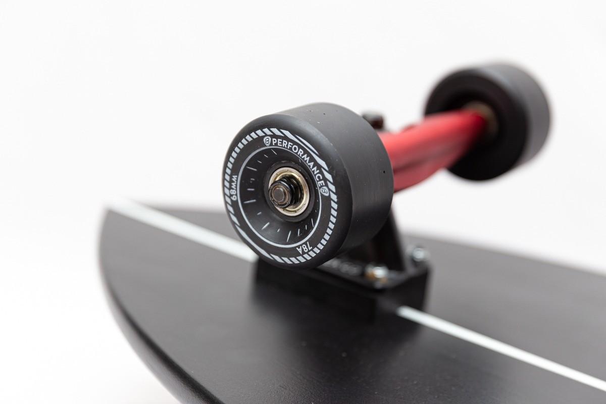 Simulador de surf - Black - Pro Alex Ribeiro