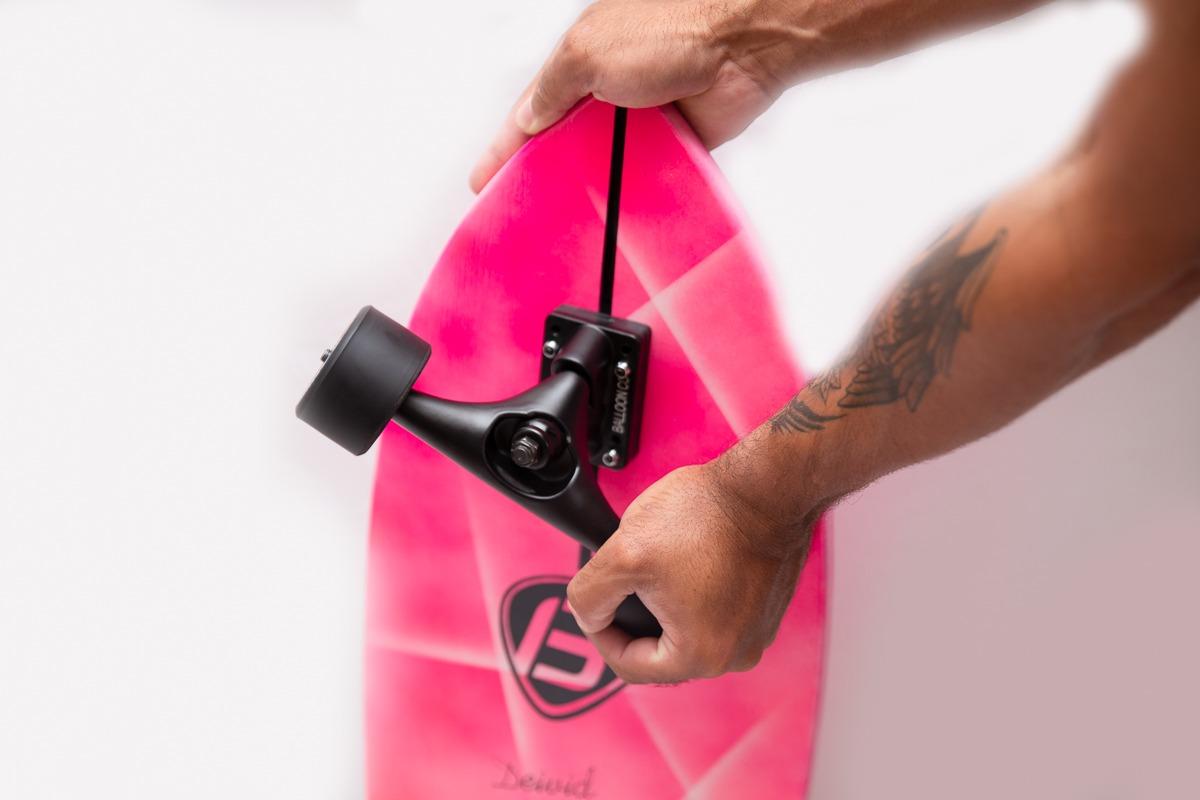 Simulador de surf - Pro Model Deivid Silva - Color Surf