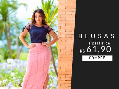 blusa moda evangélica by sophi