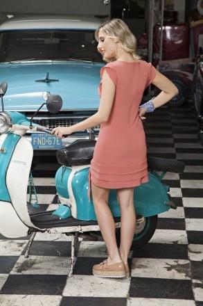 Vestido Crepe Luciana Pais 92101