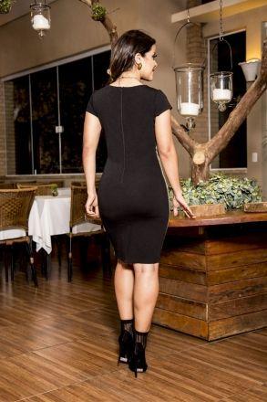 Vestido em Malha Luciana Pais 92201