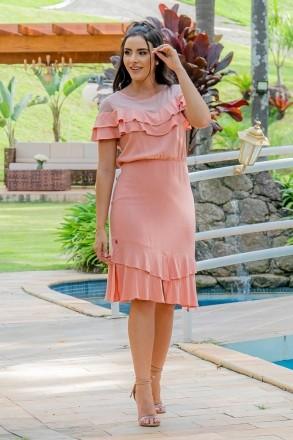 Vestido  Viscolinho  Luciana Pais 92946