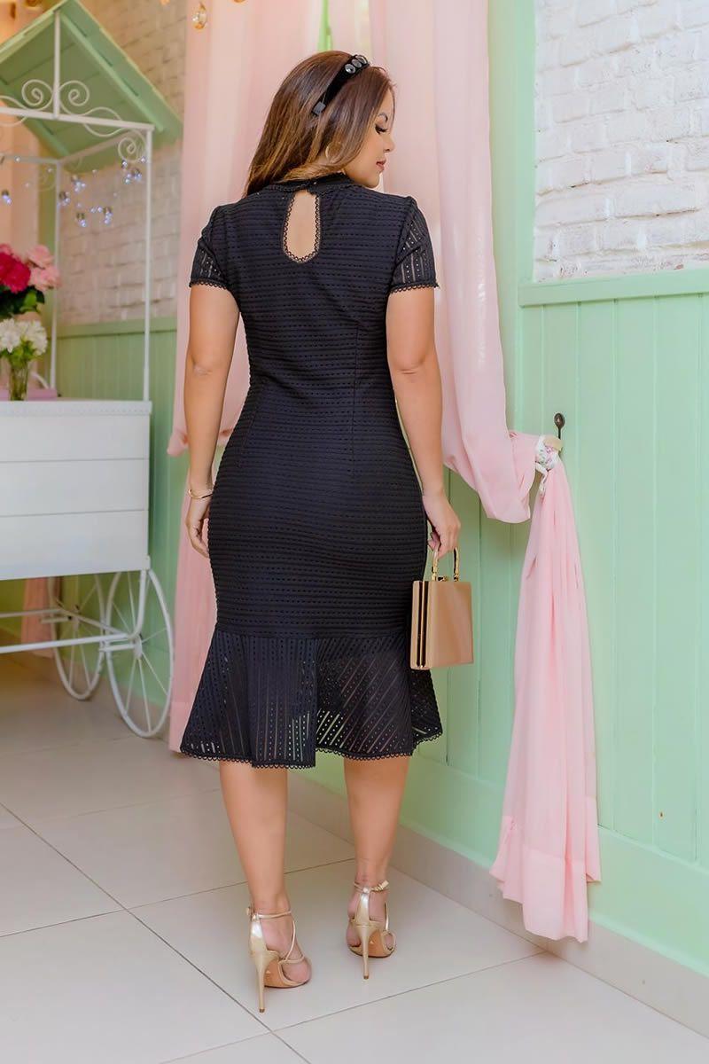 Vestido Bandagem Laise Luciana Pais 92687