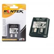 Bateria Recarregável Para Rádio TalkAbout 3,6V 600mAh Rontek