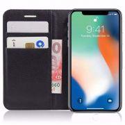 Capinha Capa Case Carteira De Luxo iPhone X 10