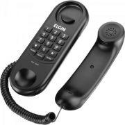 Telefone Gondola TCF1000 Preto ELGIN