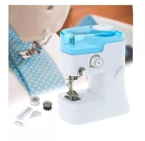 Mini Máquina De Costura Sweing Machine Fhsm-988