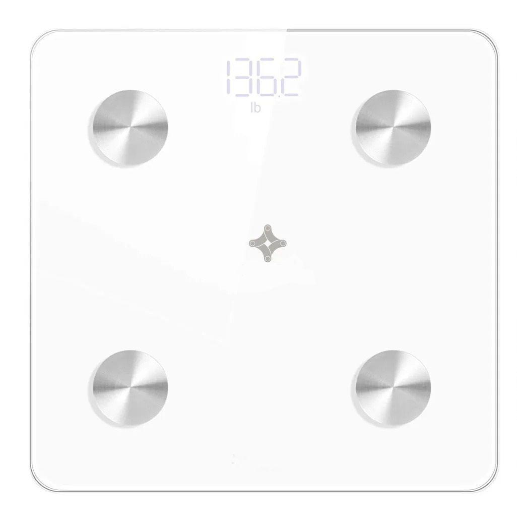 Balança Digital De Gordura Corporal Fitness Bioimpedância Bluetooth Ekaza