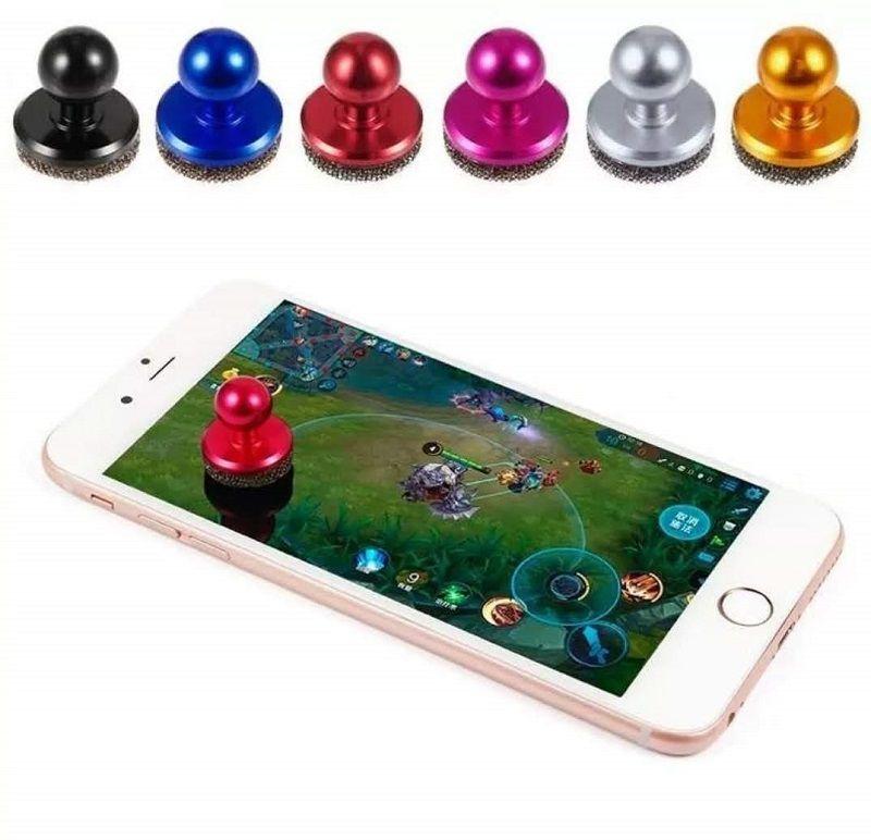 Botão Joystick It Para Jogo Analógico Arcade Tablet Ipad Android iPhone