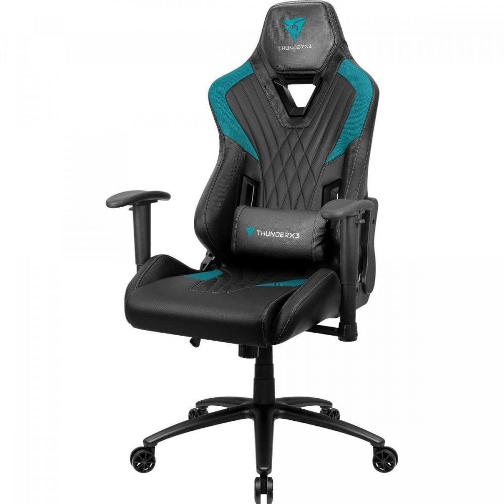 Cadeira Gamer DC3 Profissional Reclinável ThunderX3
