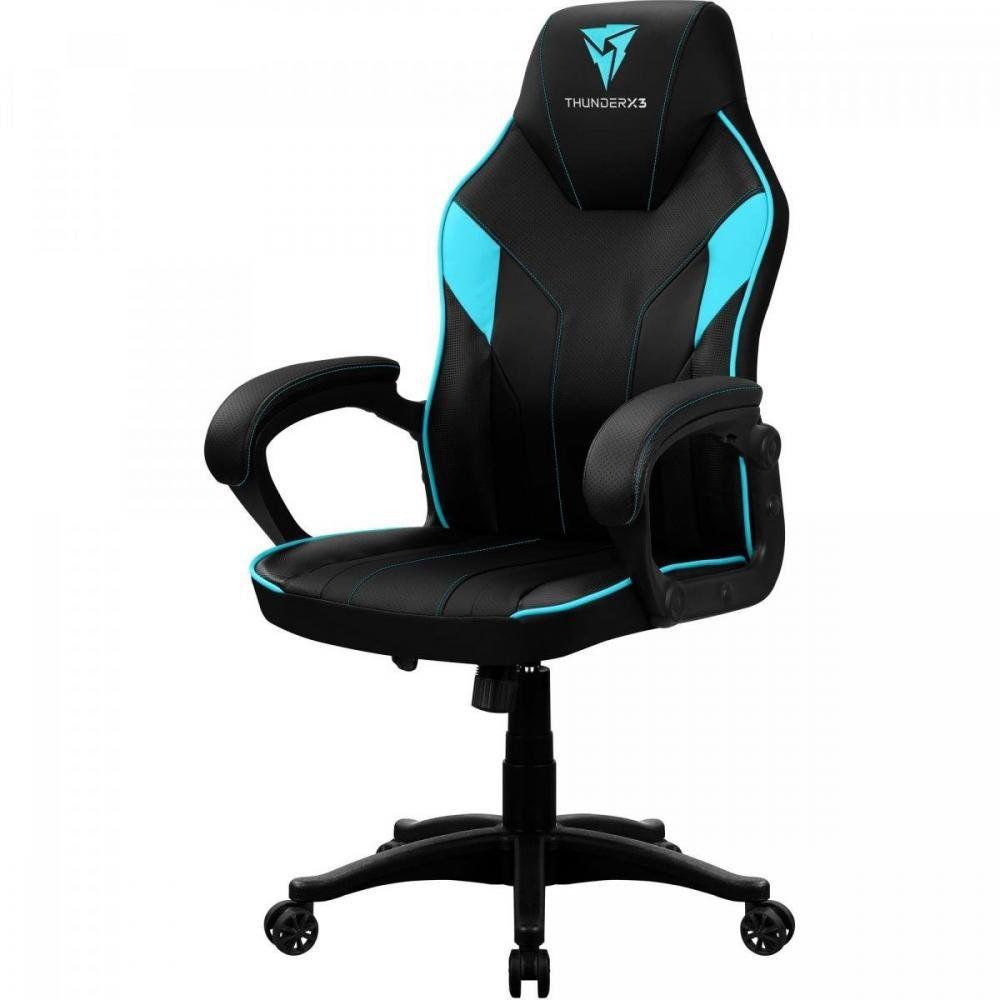 Cadeira Gamer Ec1 Giratória Escritório Thunderx3