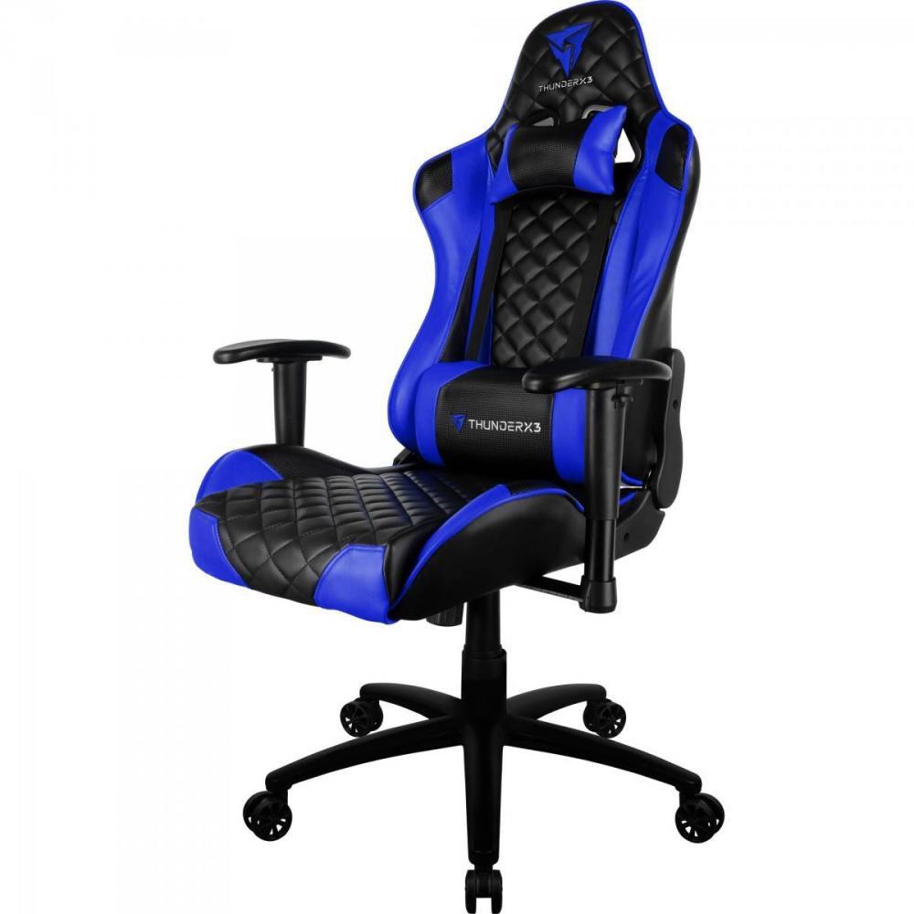 Cadeira Gamer Profissional TGC12 Reclinável ThunderX3