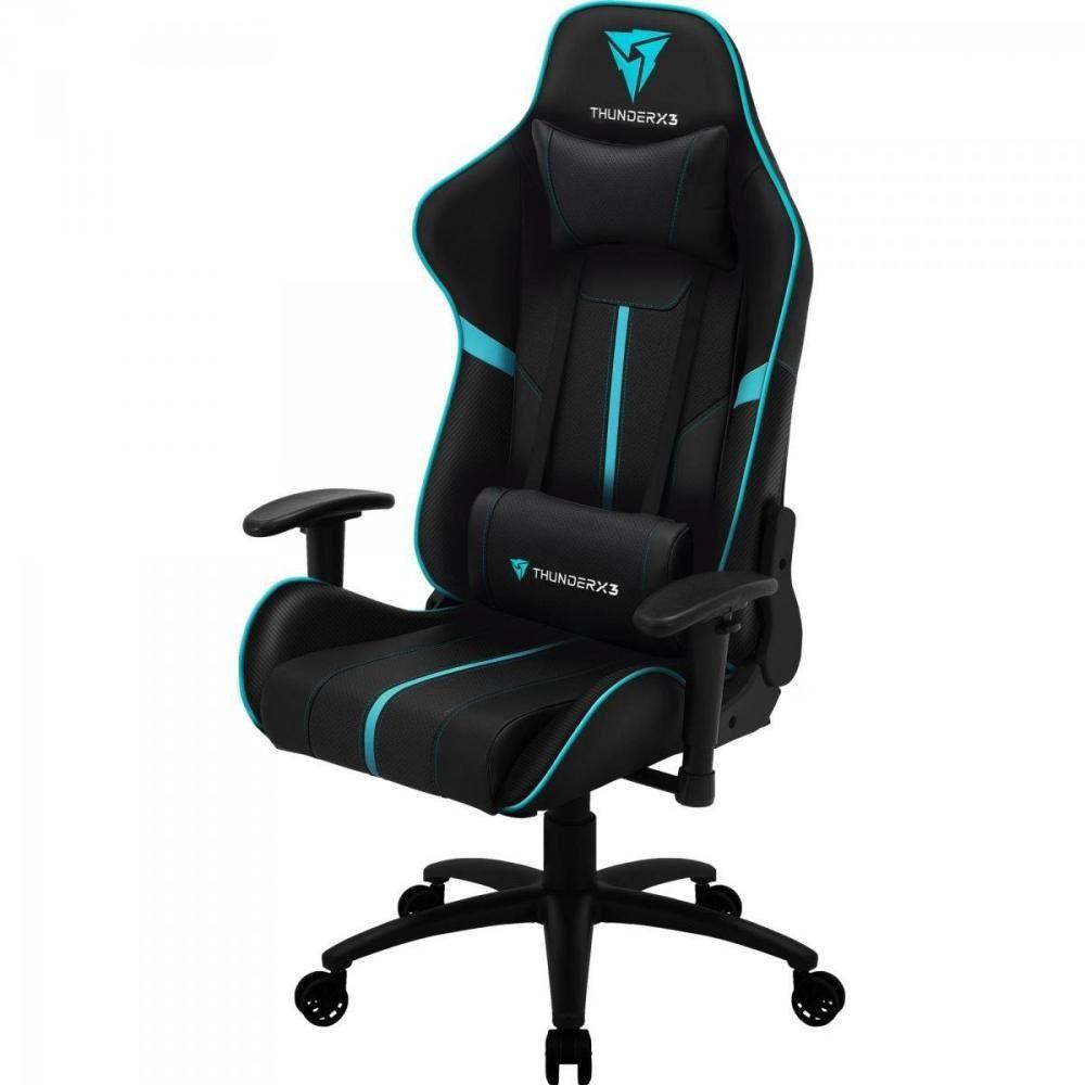 Cadeira Gamer Reclinável Bc3 Thunderx3 Profissional