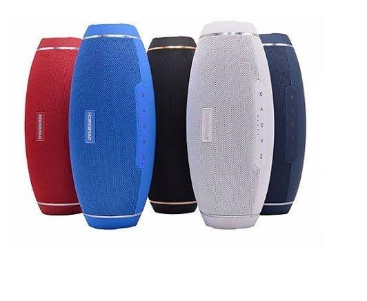 Caixa De Som Portátil Bluetooth Fm Mp3 Micro Tf P2 Hopestar H20 Super Bass