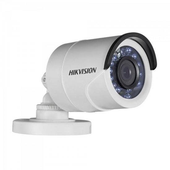Câmera Bullet HD 3.0 1MP 10M 2.8MM 720p Colorida Hikvision