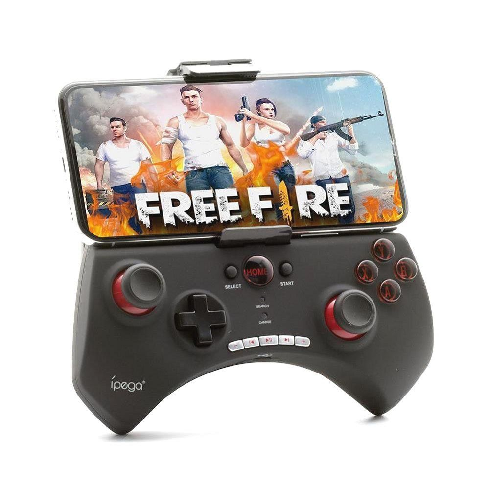 Controle Bluetooth Joystick Gamepad Tablet Celular Ipega Pg-9025