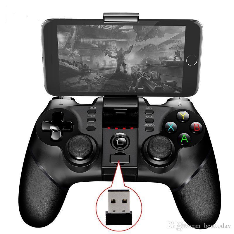 Controle Joystick Bluetooth Android Para Celular Pc Ps3 Ípega Pg-9076