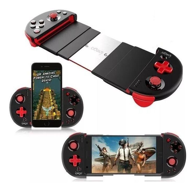 Controle Joystick Para Celular Pc Gamepad Ipega Red Knight PG9087 Free Fire