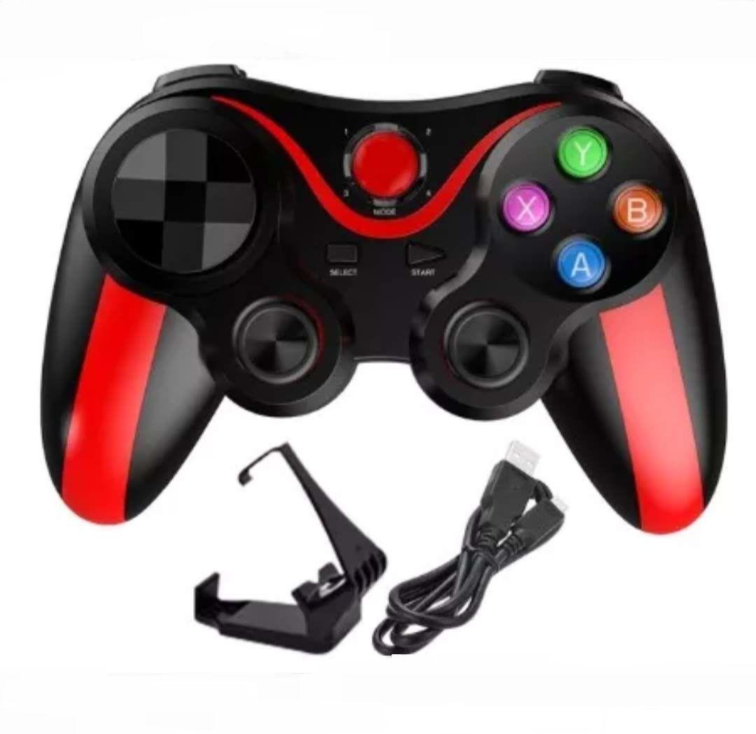 Controle Para Celular Gamepad Joystick Para Jogo Bluetooth Android Ios