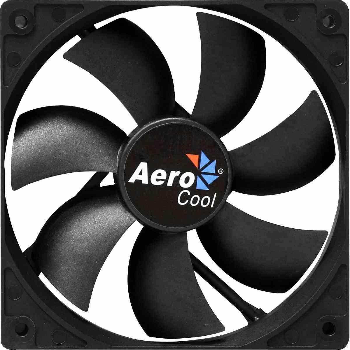 Cooler Fan 12cm Dark Force Pc Gamer Preto Aerocool