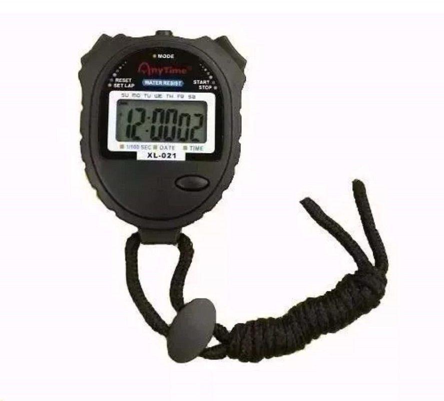 Cronômetro de Mão Digital Corrida À Prova D´água XL-021