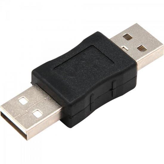 Emenda USB a Macho X B Macho EMUS0001 Preto STORM