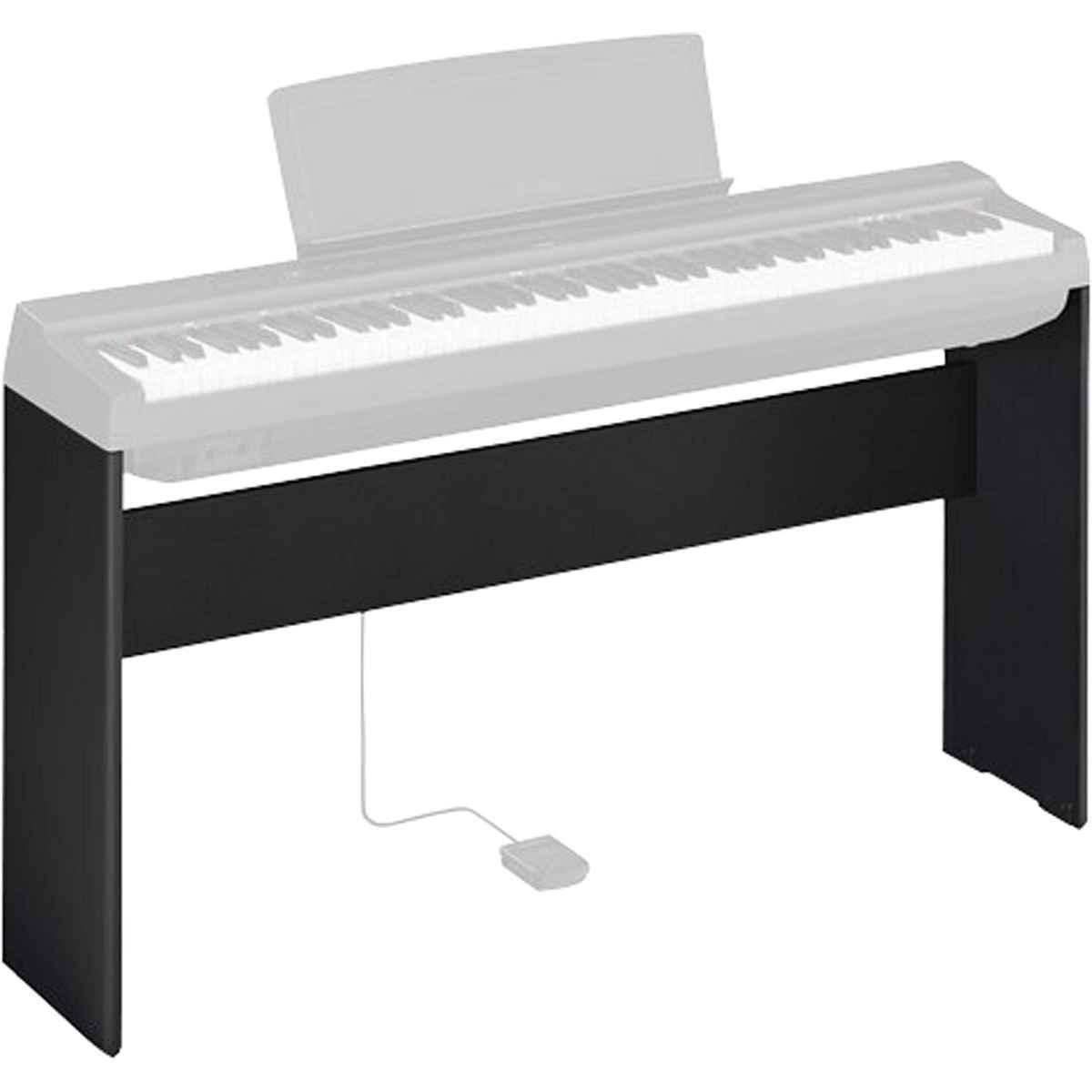 Estante para Piano L125B P125 Preto Yamaha