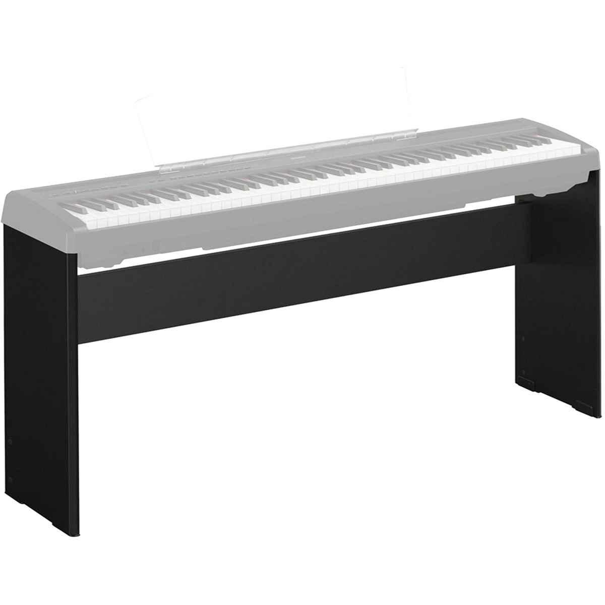 Estante Para Piano L85 Preta Yamaha  P35, P45, P85, P95, P105 e P115