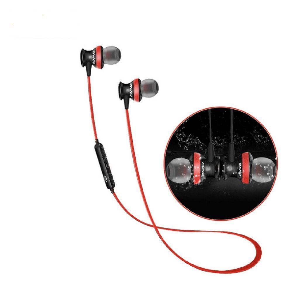 1e4a0bf5c Fone De Ouvido Awei B980bl Sem Fio Bluetooth Esportivo Magnético