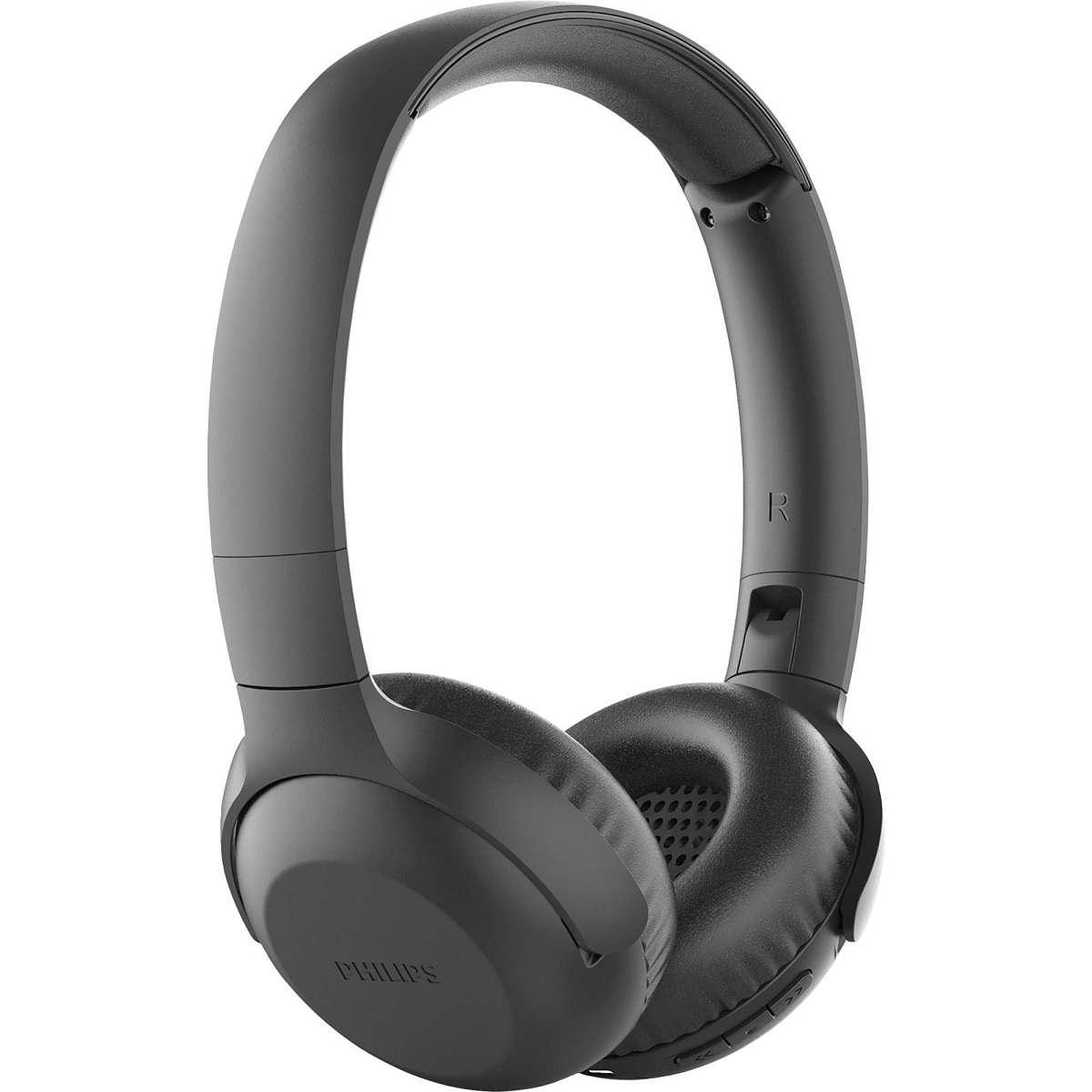 Fone De Ouvido Bluetooth Philips TAUH202BK/00 Preto com Microfone