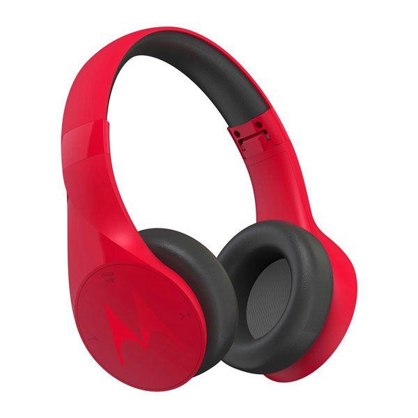 Fone De Ouvido Bluetooth Motorola Pulse Escape Sports Sh012 Rd Vermelho