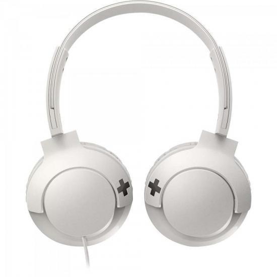 Fone de Ouvido com Microfone Philips SHL3075WT/00
