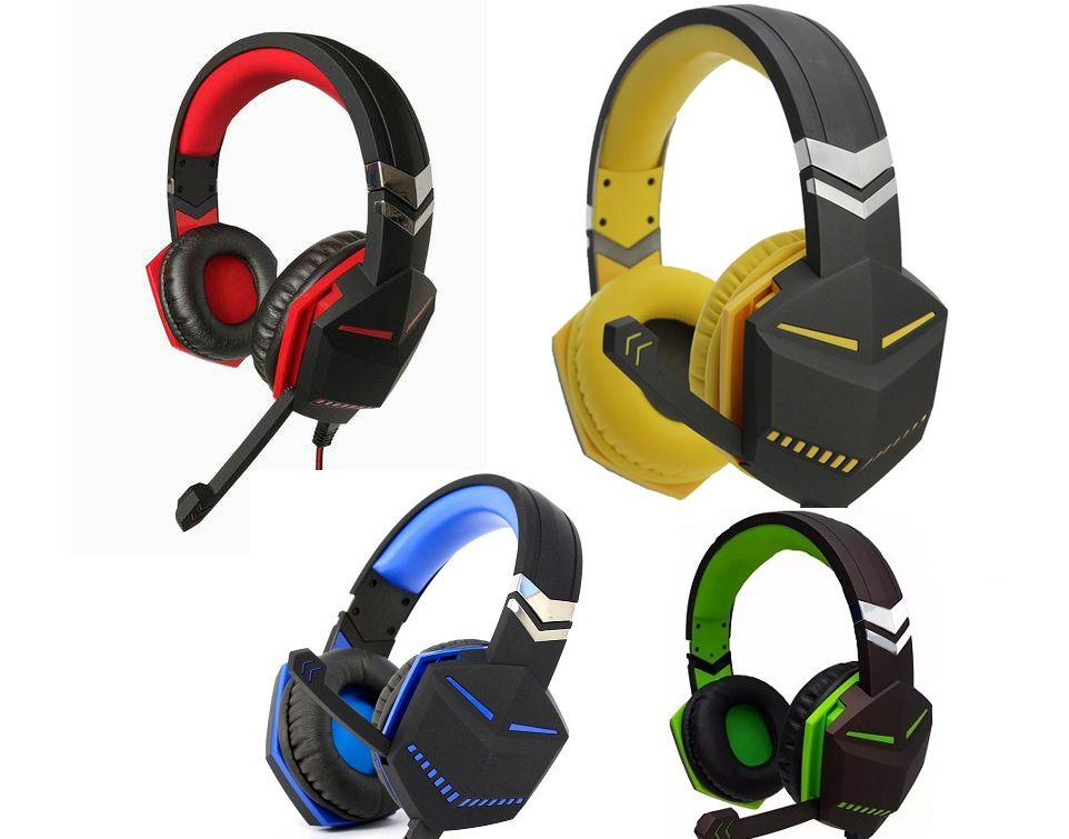 Fone Headset Gamer Ps4 Xbox Pc Gamer P2 Microfone Feir 510