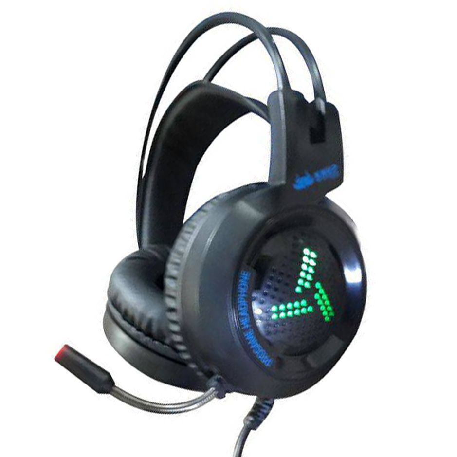 Headset Gamer Fone Usb P2 Knup Kp-430 Bass 7.1 Pc