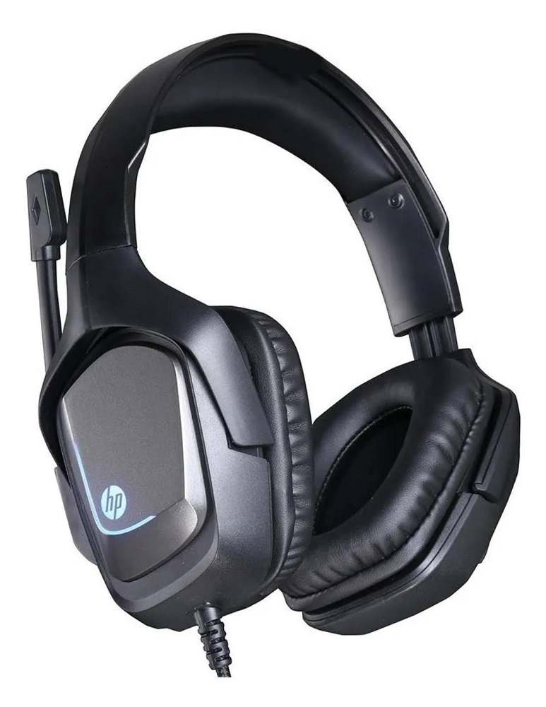 Headset Gamer HP H220 Compatível Ps4 Xbox One Celular