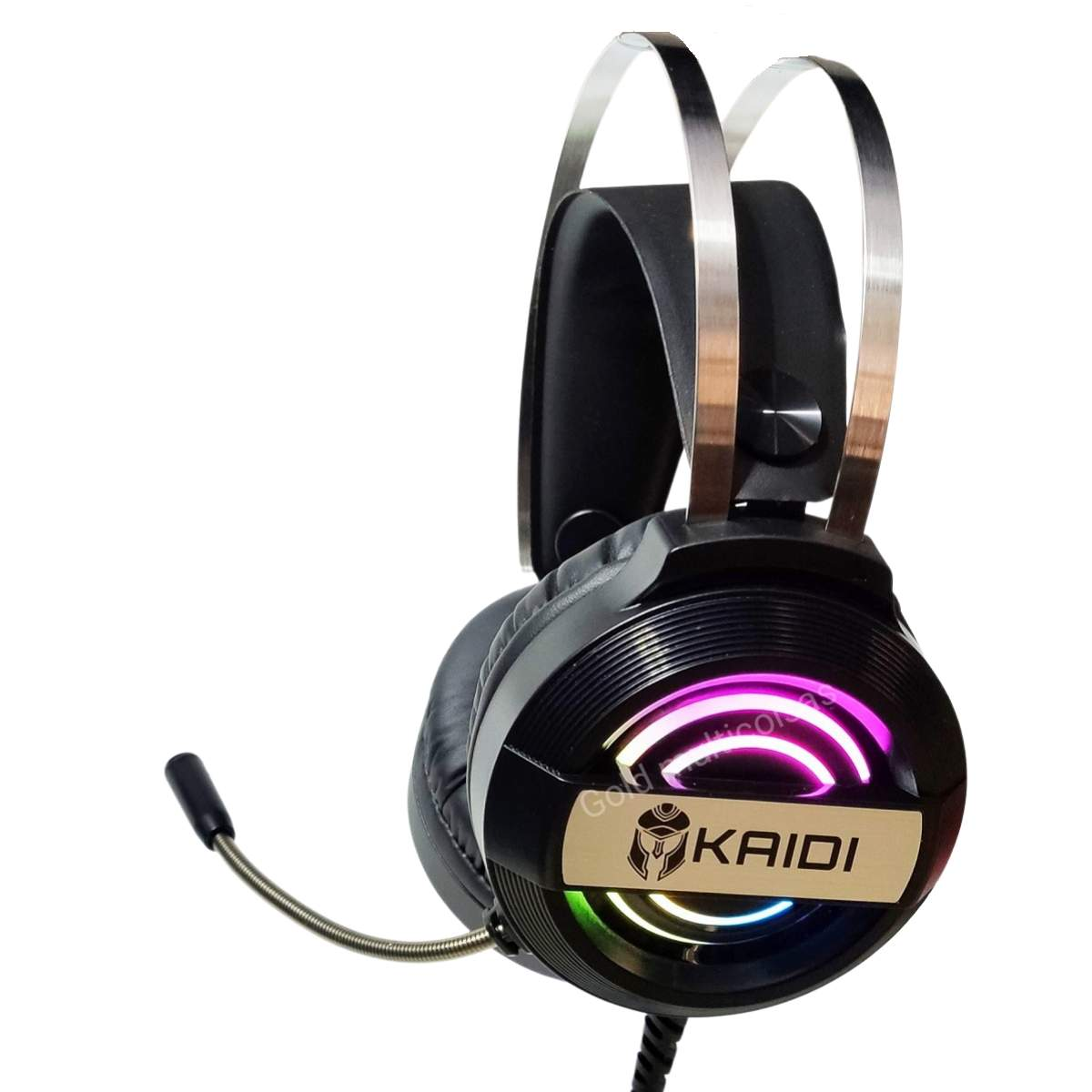 HEADSET GAMER RGB KAIDI KD-767 P2 USB