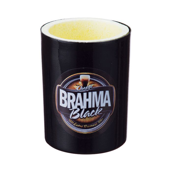 Kit Cerveja 9 Itens Balde Porta Garrafa Copo Lata Abridor Personalizado Brahma