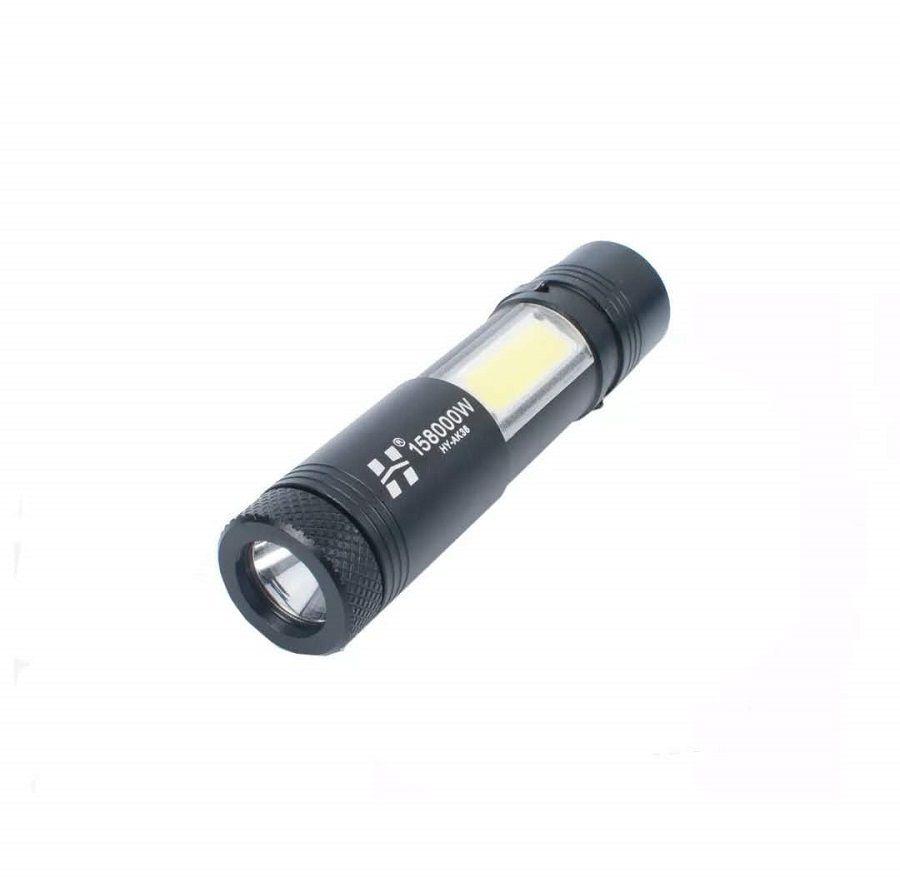 Lanterna Tática Lampião Hy-ak38 158kw - 44k Lumens Honesty